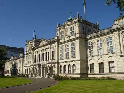Cardiff University is hosting the conference over the next two days