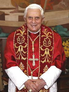 Pope Benedict XVI surprised many with the announcement