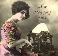 Blogging This (image by Foxtongue - Flickr - CC)