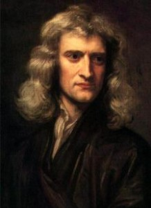 Isaac Newton is just one of the prominent figures highlighted