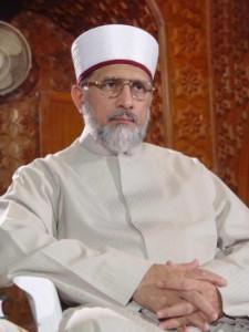 Dr Muhammad Tahir ul-Qadri (CC, Wiki Commons)