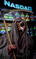 Bear Market (image by azrainman, Flickr, CC)