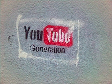 YouTube Generation (image by jonsson, Flickr, CC)