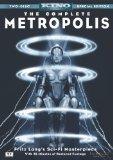 Metropolis DVD Cover