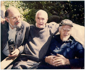 Ginsberg, Leary and Lilly