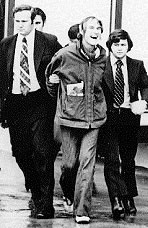 Leary arrested by the DEA