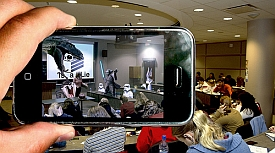 Augmented Reality (image by turkletom, Flickr, CC)