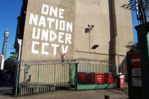 Bansky - One Nation Under CCTV
