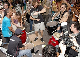 Occupy Drums (image by david_shankbone, Flickr, CC)
