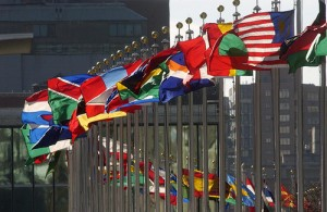 United Nations Headquarters (image by United Nations Photo, Flickr, CC)