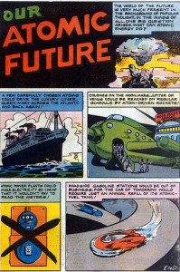 Atomic Future (image from comicstarmoon, Flickr, CC)