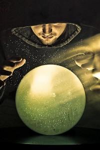 The Wizard (Sean McGrath, CC, Flickr)