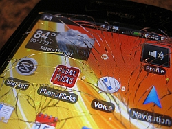 Shattered Smartphone (image by robertnelson, CC, Flickr)