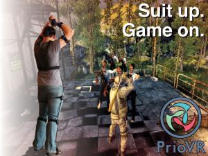 PrioVR Suit