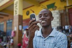 Mobile Money Services in Haiti (CC Gates Foundation)