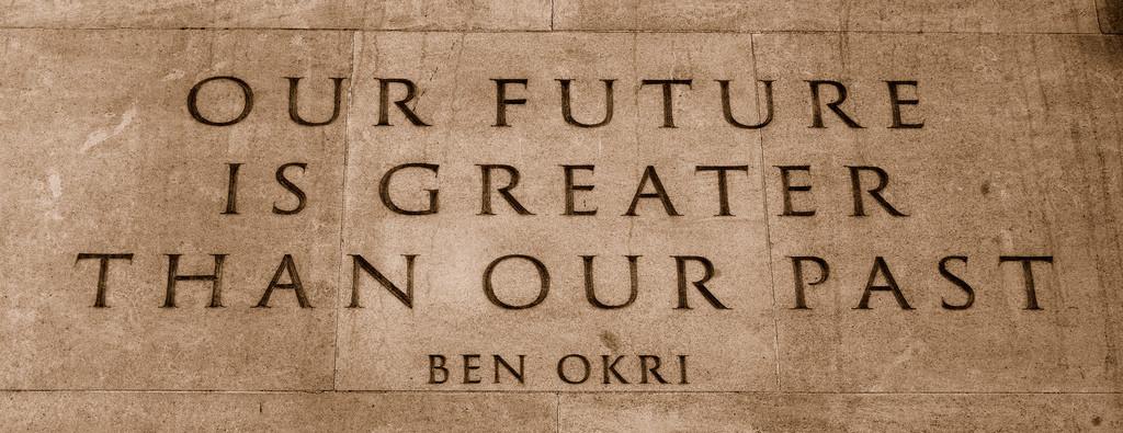 Our Future... - Ben Okri