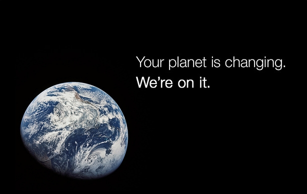 PlanetEarthChanging (image by NASA, Flickr, CC)