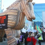 Are You Mobilising TODAY to Oppose TTIP?