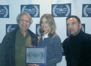 with John Alan Simon and Elizabeth Karr, creators of Radio Free Albemuth