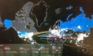 Cyber Attacks in Real Time (Bill Smith, CC)