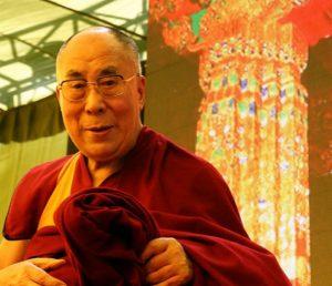 Dalai Lama (Ramesh Lalwani, CC)