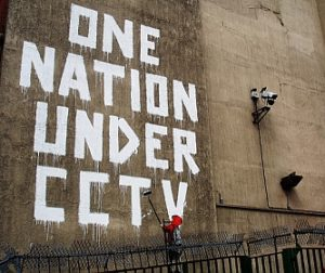 One Nation Under CCTV (Image by Carolina Alves, CC)